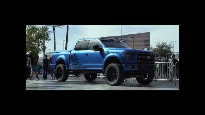 SEMA 2017 featuring MHT Luxury Alloys top brands — Fuel Off-Road / Rotiform / US Mags / Niche