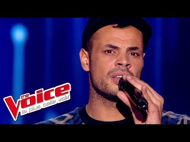 Zazie – J'envoie valser | Jacques Rivet | The Voice France 2015 | Blind Audition