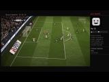 Мой первый гол в Demo fifa18 от positive_by