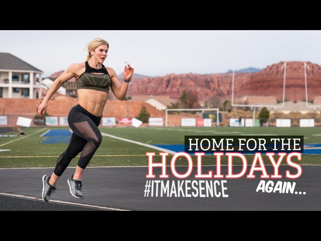 Brooke Ence - Home For The Holidays Again...