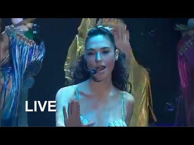 Gal Gadot - I'm In Love (Live Performance)