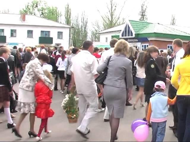 Новониколаевский 9 мая 2011 года