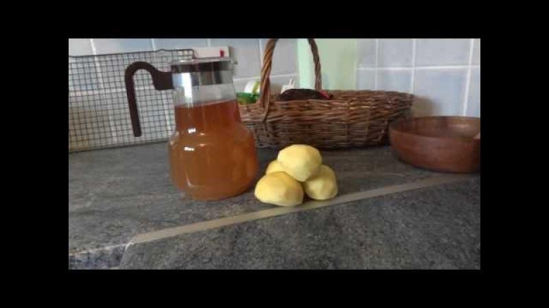 Рецепт Хмелевой Закваски