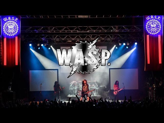 WASP - L.O.V.E. Machine (live Lyon - 7/11/2017)
