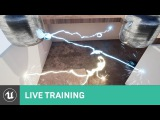 Creating Complex VFX Live Training Unreal Engine Livestream