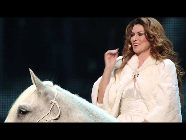 Shania Twain You're Still the One Live in Las Vegas 2014