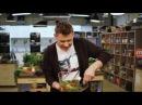 Кухня как приготовить помидорный салат с хлебом