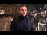 United Kingdom - National Final Host Reveal - Mans Zelmerlow