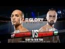 GLORY 48 Kevin VanNostrand vs Anvar Boynazarov Interim Featherweight Title FULL FIGHT
