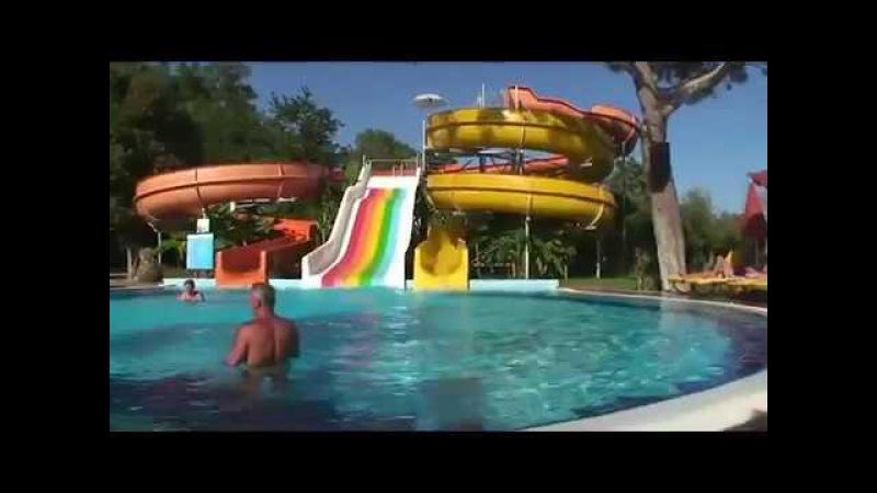 Club Boran Mare Beach 5* Кемер Турция