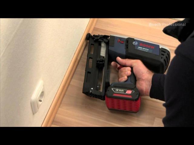 Bosch GSK 18 V-LI Professional Cordless Nailer
