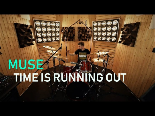 MUSE - Time Is Running Out | Drum Cover
