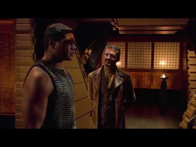 Stargate SG1 - Referendum