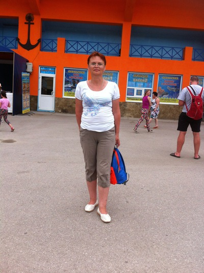 Галина Костюченко