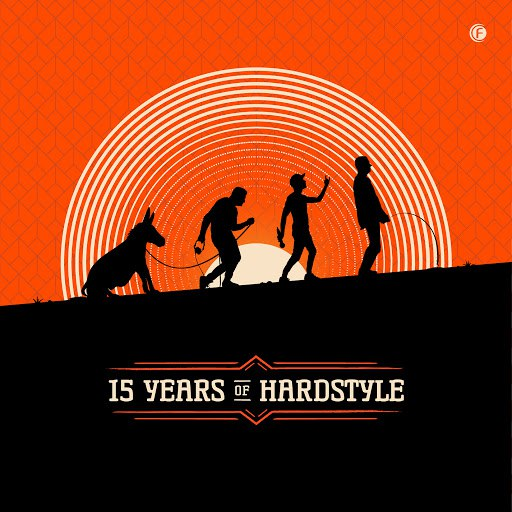 Donkey Rollers альбом 15 Years of Hardstyle