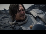 DEATH STRANDING Trailer NEW PS4 (The Game Awards 2017)