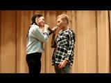 Алла Меунаргия и Эка Джанелидзе. Репетиции #Голос6
