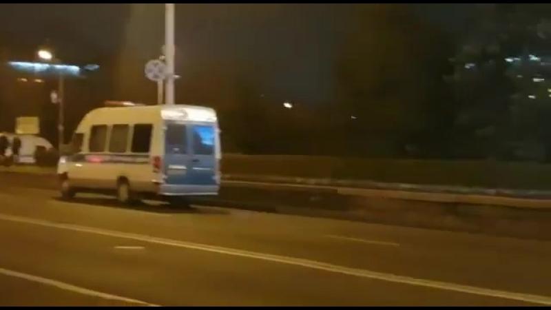 Перестрелка в Алмате