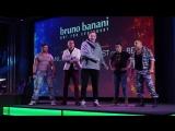 Данила Кашин и его команда в стрип-турнире по Counter Strike