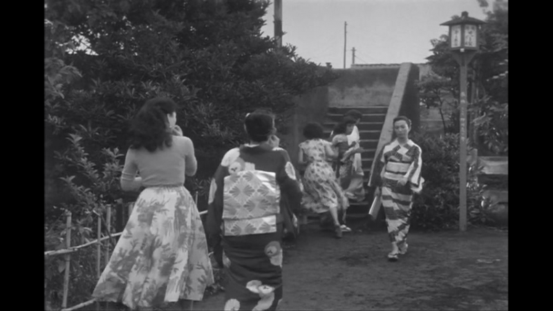 Suzaki Paradaisu Akashingô (Yuzo Kawashima, 1956)