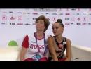 Дина Аверина - лента финалВсемирные игры 2017, Вроцлав