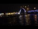 Башня Невы развод моста