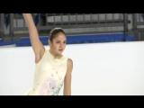 Junior Women Short_ 2018 Canadian Tire National Skating Championships
