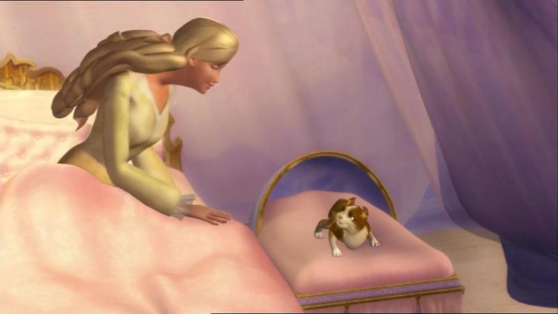04 Барби. Принцесса и Нищенка