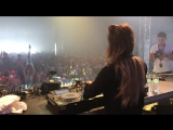 Deborah De Luca destroying the dance floor at Sea You Festival 2017, Germany