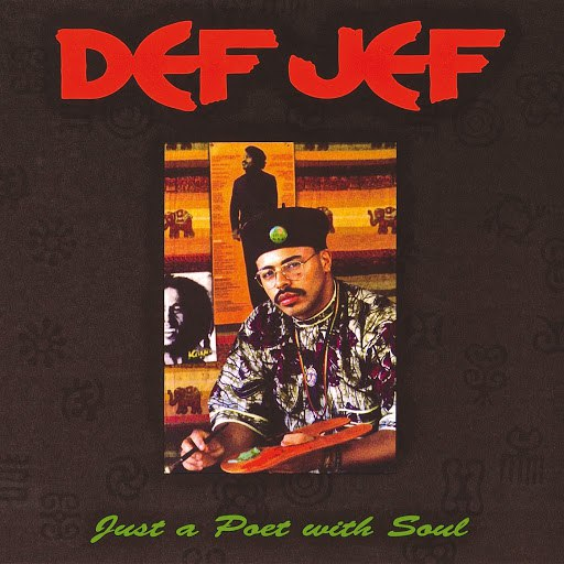 Def Jef альбом Just A Poet With Soul