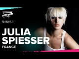 Julia Spiesser at Feel the Beat Dance Weekend '17