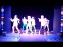 Королев, наши девочки из Софрино танцуют.