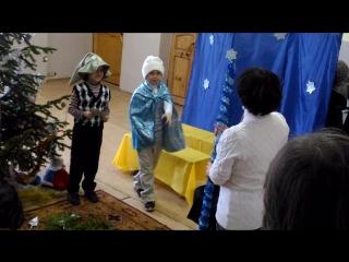 Детский Рождественский утренник в Крестовоздвиженском 3