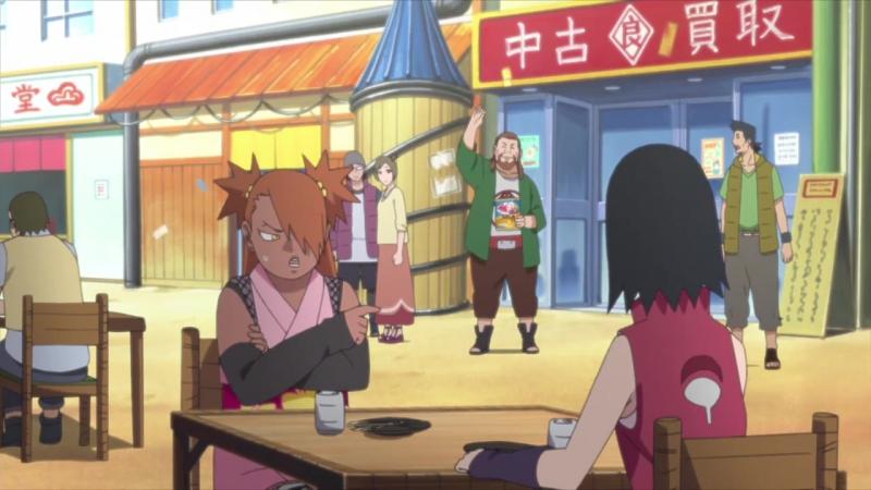 Боруто - серия 19 [Ancord]