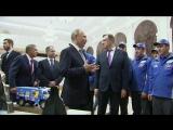Владимир Путин поздравил «КАМАЗ-мастер» с победой в ралли-марафоне «Дакар-2018»
