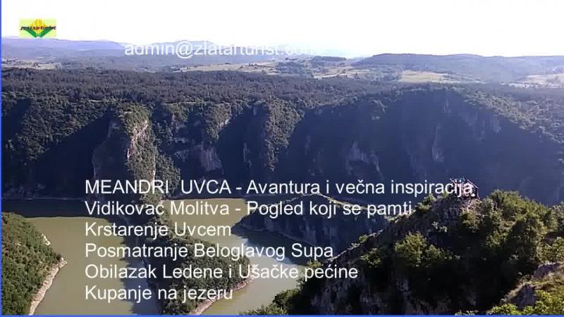 MEANDRI UVAC