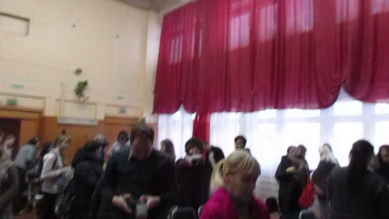 MVI 4575на конкурсе Пластилиновая ворона в 43 гимназии г Омска