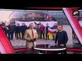 Григорий Стангрит в студии МАТЧ ТВ