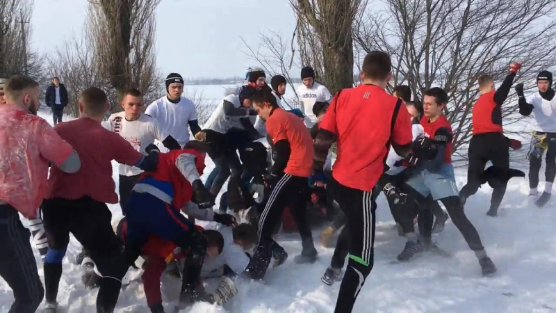 Nord KidsBlitzKrieg (Металлист) vs Норс Компани (Динамо), 14x14