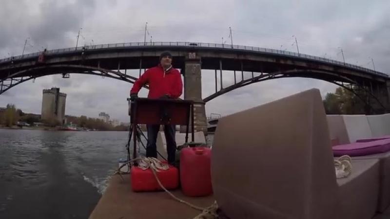 Самарец Построил Яхту На 1 млн. $$$ _ Плавдом Мачогана