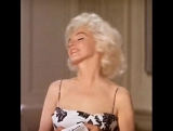 Marilyn Monroes screen test for Somethings got to Give, 1962