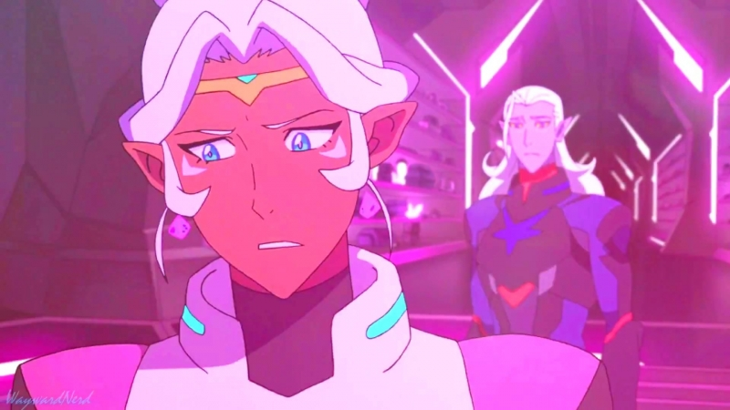 Rewrite The Stars ¦¦ Allura Lotor