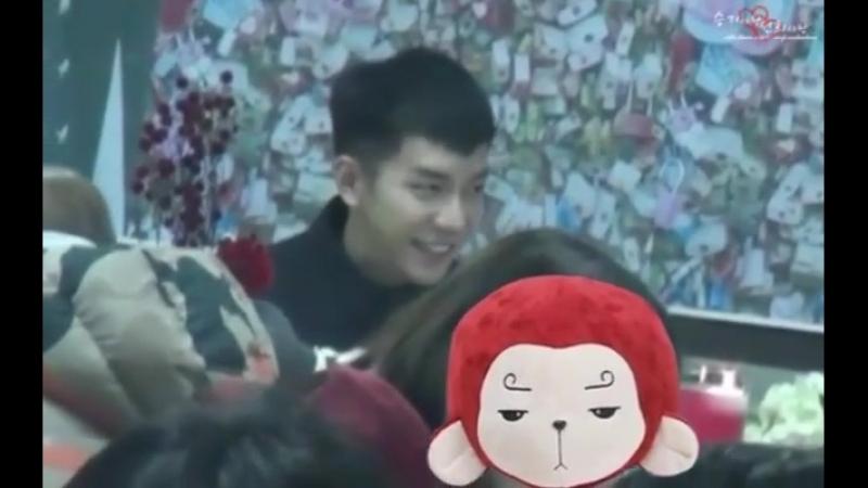18.02.13 Lee Seung Gi Hwayugi Fan Support Fancam