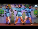 шоу талантов - 1 отряд танец