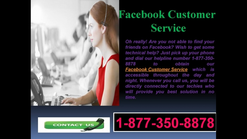 Having fearsome hacking issues Attain Facebook Customer Service 1 877 350 8878