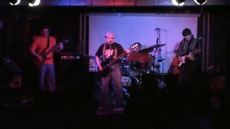 ЧАСТЬ 1 .Группа Братья Блюз г Устюжна, концерт в клубе Инферног Череповец 2008год.