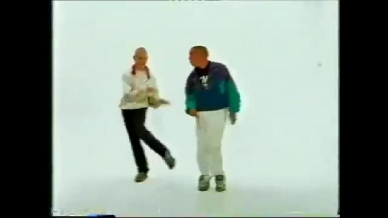 Танцы габберов. Gabber dance.