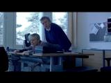 Iben Hjejle - The Boss of It All (2006) (эротическая постельная сцена из фильма знаменитость трахается голая измена секс трах)