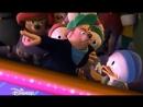 Микки: И снова под Рождество, Олаф и холодное приключение. (06.01.2018 15-01-04)