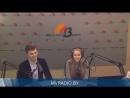 Евгений Долич и Ольга Булай на Минской волне 25.10.2017